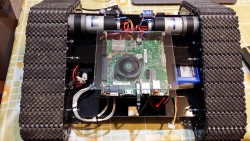MyzharBot Robot