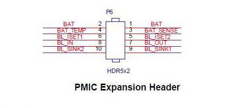 P6 MPIC Expansion Header