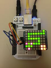 Beagleboard:8x8 Bi-Color LED Matrix - eLinux org