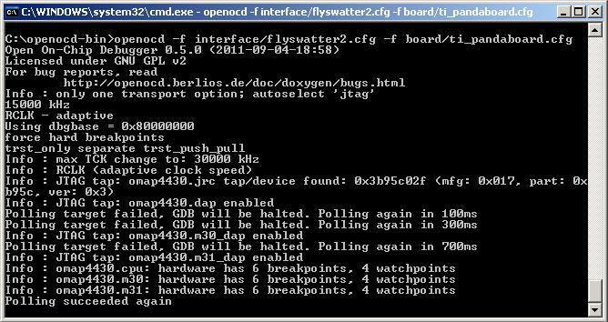 Flyswatter2 Pandaboard Windows How To - eLinux org