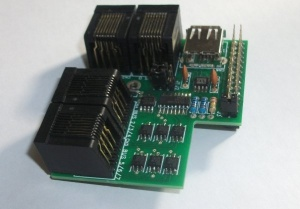 RPi Expansion Boards By Manufacturer ELinuxorg - 1 wire hub schematic