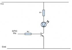 RPi Tutorial EGHS:LED output - eLinux.org