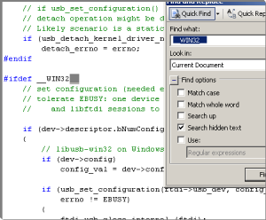 Compiling OpenOCD for Windows 7 (LibFTDI) - Pre June 2011 - eLinux org