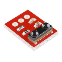 Picture of the physical IR Receiver Breakout Board