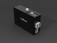 RPIBOX black case