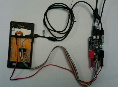 Sony Debug Assist board - eLinux org