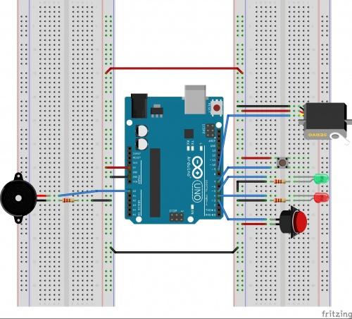 Automatic Door Lock System - eLinux org