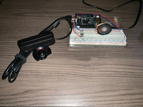 Hardware for Pet Monitor